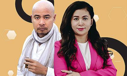 Lê Hoàng Diệp Thảo, Đặng Lê Nguyên Vũ, vợ chồng Trung Nguyên ly hôn