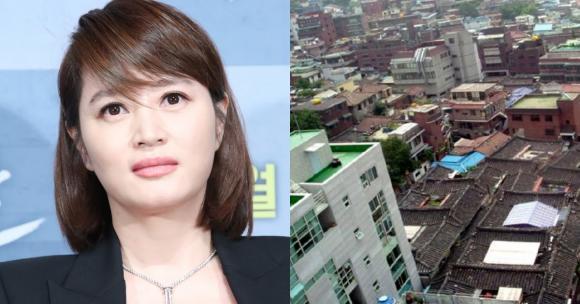 chị đại Kbiz,bố mẹ của Kim Hye Soo,Kim Hye Soo,sao Hàn