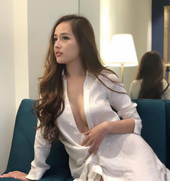 Hoa hậu mai phương thúy,hoa hậu việt nam 2006,mai phương thúy đăng ảnh táo bạo,sao việt