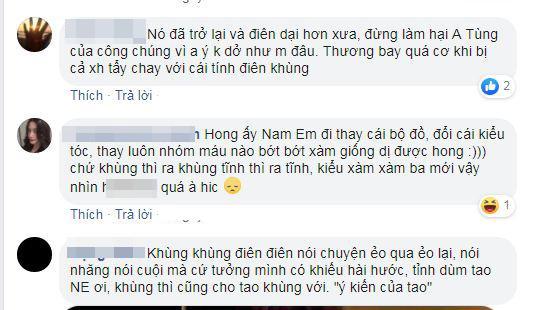 Sơn Tùng M-TP,Nam Em,sao Việt