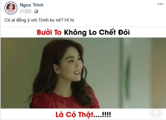 nữ hoàng nội y ngọc trinh, người mẫu Ngọc Trinh, sao Việt