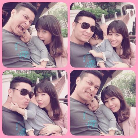 MC Diệp Chi, con gái Diệp Chi, chồng Diệp Chi, Trung Kiên, sao Việt