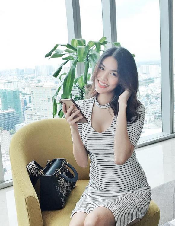 Lan khuê mang bầu, Lan Khuê, sao Việt