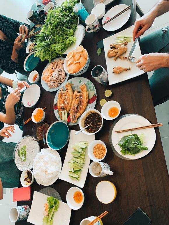 MC Phương Mai, chồng MC Phương Mai, sao Việt