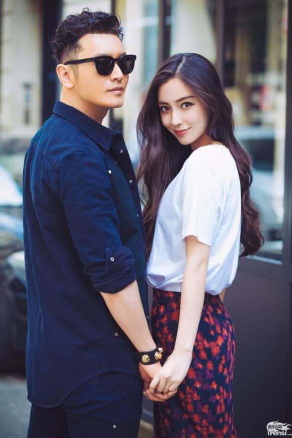 sao Hoa ngữ,sao Hoa ngữ ly hôn,Angelababy,Huỳnh Hiểu Minh
