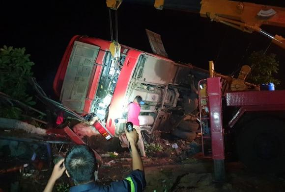 Tai nạn giao thông, Đắk Lắk, xe khách, ô tô tải