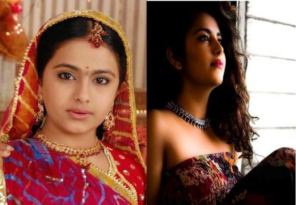 Avika Gor,sao Ấn,nhan sắc cực phẩm của Avika Gor,cô dâu 8 tuổi,Avika Gor ngày ấy bây giờ