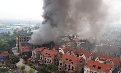 Cháy chung cư, hỏa hoạn, tin nóng