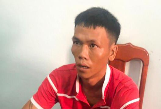 Quảng Nam, đánh gãy tay bé bán vé số, cướp tiền bán vé số, cướp Quảng Nam