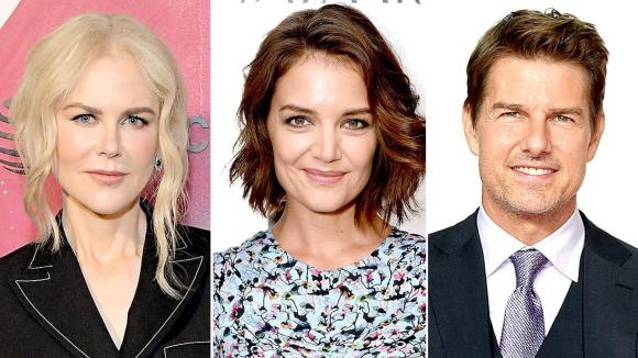 Tom Cruise,diễn viên Dakota Johnson,Katie Holmes