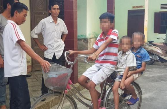 3 đứa trẻ bị bắt cóc, dựng chuyện bị bắt cóc, tin pháp luật