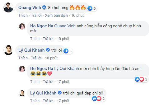Hồ Ngọc Hà, Hà Hồ, sao Việt