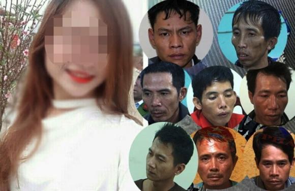 nữ sinh giao gà bị sát hại, sát hại nữ sinh giao gà ở điện biên, tin pháp luật