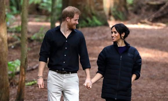 Meghan Markle,Hoàng gia Anh,Hoàng tử Harry