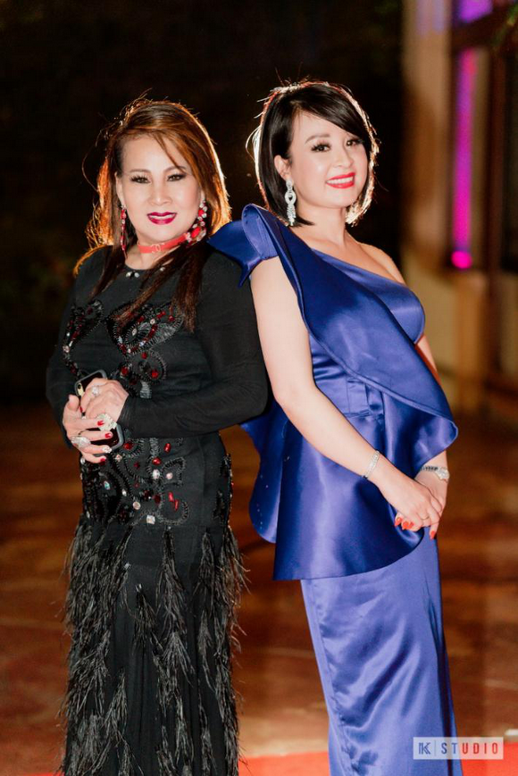 Nam vương và Hoa hậu người Việt thế giới 2019, Hoa hậu Phu nhân người Việt Quốc tế 2018, Sandy Nguyễn