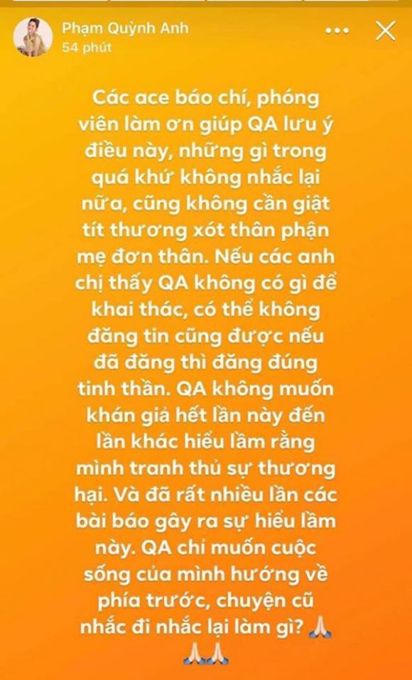 Phạm Quỳnh Anh, phạm quỳnh anh ly hôn, sao việt