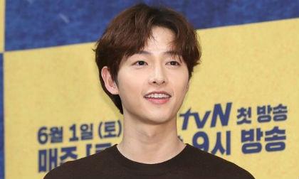 Song Joong Ki,Hậu duệ Mặt trời,sao Hàn