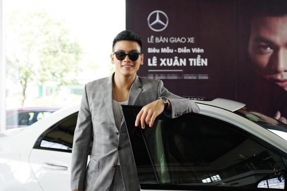 Lê Xuân Tiền, chàng thơ của Đỗ Mạnh Cường, sao Việt