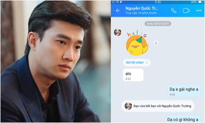 Quốc Trường, diễn viên Quốc Trường, sao Việt