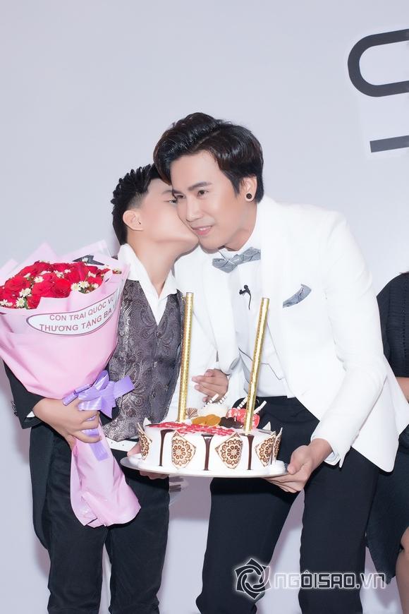 hot boy nhí Quốc Vũ, Siêu sao mẫu nhí Việt Nam, đạo diễn Lê Việt