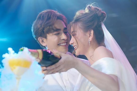 Thu Thủy, đám cưới Thu Thủy, Thu Thủy và chồng trẻ, hôn lễ Thu Thủy