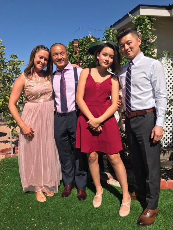 danh ca Hương Lan, Hương Lan, con trai Hương Lan, đám cưới con trai Hương Lan