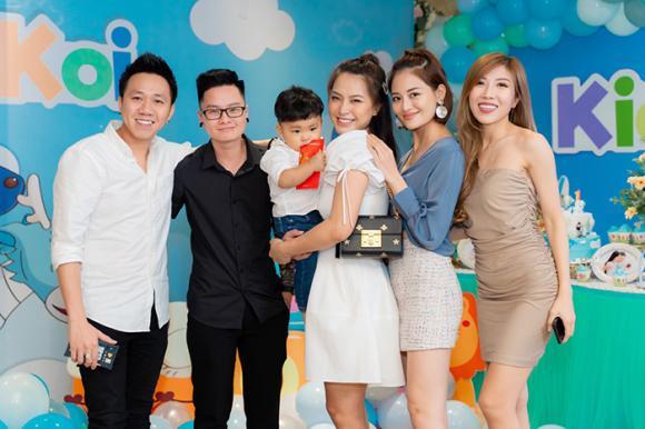 diễn viên Thành Đạt, ca sĩ Hải Băng, sao Việt