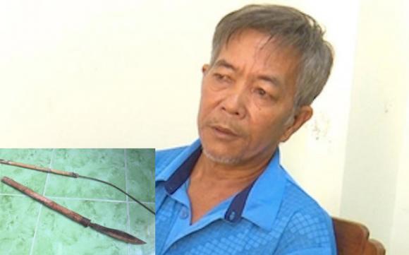 án mạng ở An Giang, vụ án ở an giang, giết hàng xóm