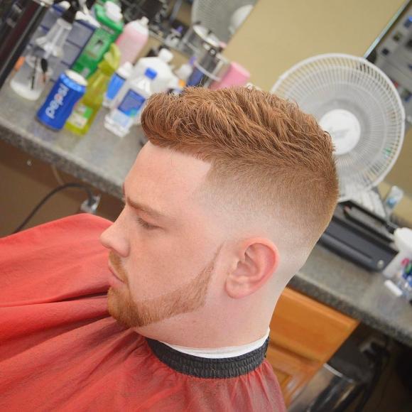 tóc nam, tóc thời trang, tóc đẹp