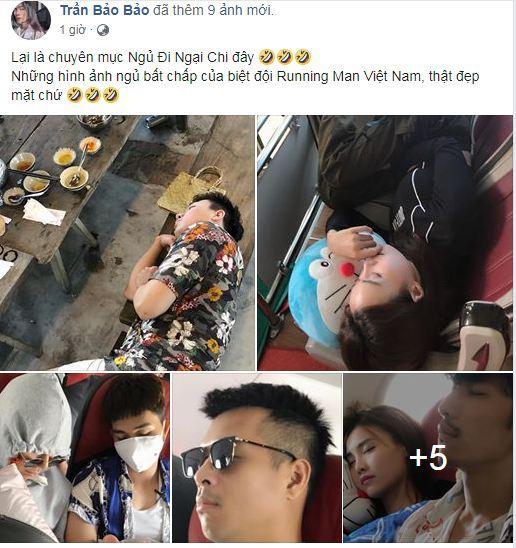 BB Trần, Chạy đi chờ chi, Trấn Thành, Ninh Dương Lan Ngọc, Liên Bỉnh Phát, Jun Phạm