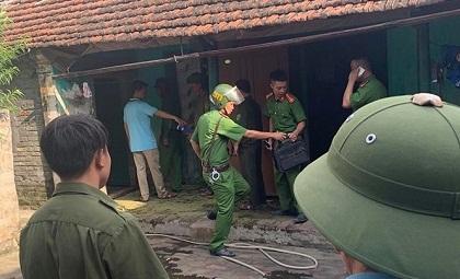 án mạng, giết người, Tuyên Quang, ghen tuông