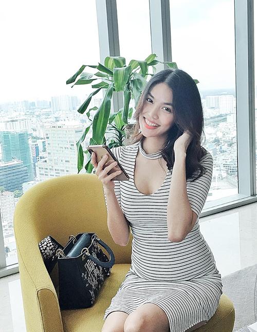 Giải vàng siêu mẫu Lan Khuê,Trần Ngọc Lan Khuê, sao Việt