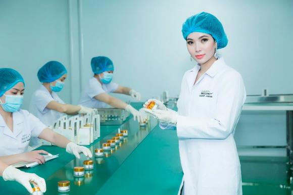 Mỹ phẩm Top White, CEO Cao Thị Thùy Dung, Mỹ phẩm cao cấp