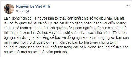 Quỳnh Nga, Việt Anh, Lã Thanh Huyền, Về nhà đi con, sao Việt