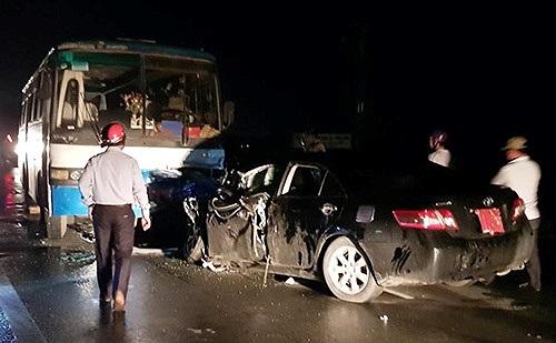 tai nạn giao thông, Long An, tai nạn giao thông ở Long An