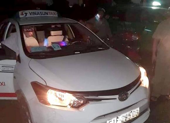 cướp taxi, cướp taxi ở Long An, Long An, cứa cổ tài xế
