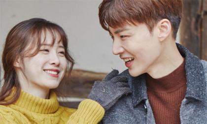 goo hye sun, ahn jae hyun, nụ hôn đầu, sao hàn