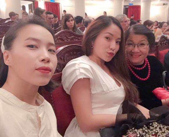 Lý Phương Châu, vũ công Hiền Sến, sao Việt