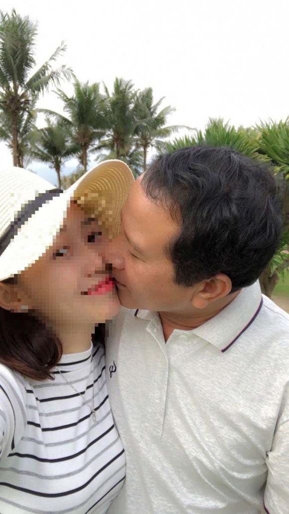 quan hệ bất chính,  Phó Bí thư Thành ủy Kon Tum, ngoại tình