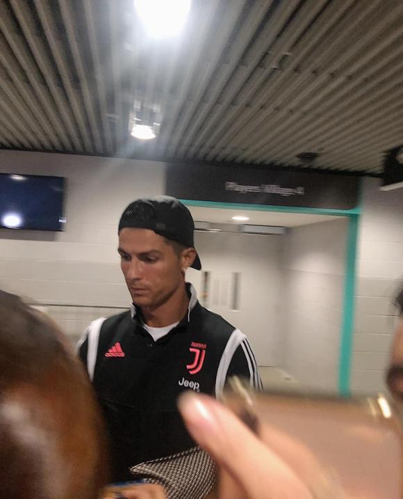 Cristiano Ronaldo, diễn viên Bình An, Bình An