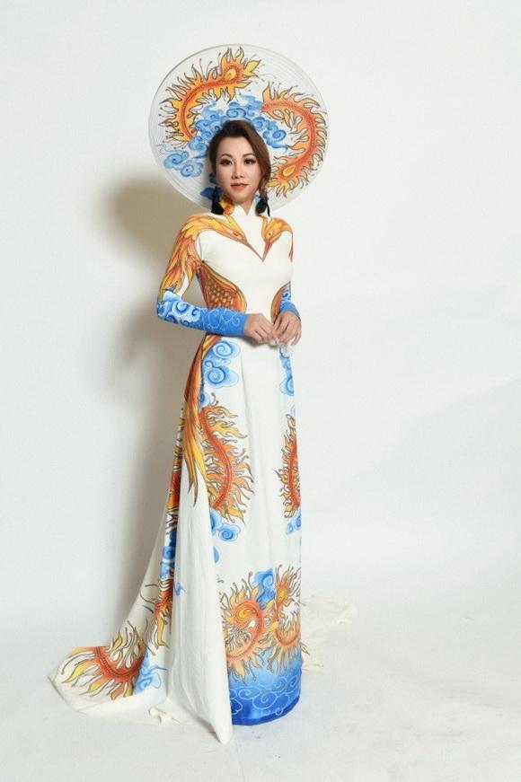 Hoa hậu Diễm Trần, Hoa hậu Phụ nữ người Việt thế giới