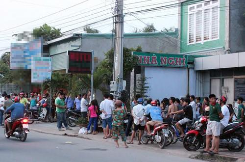 giết bạn gái, nhà nghỉ, Quảng Ninh, án mạng ở nhà nghỉ