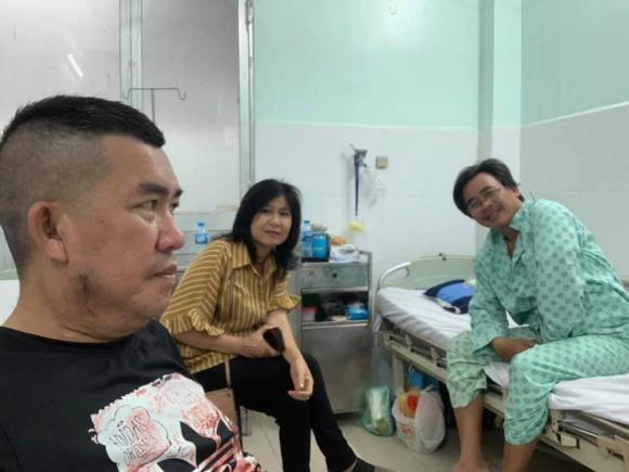 nghệ sĩ Nhật Cường, nghệ sĩ Chánh Thuận, sao Việt, tai biến mạch máu não