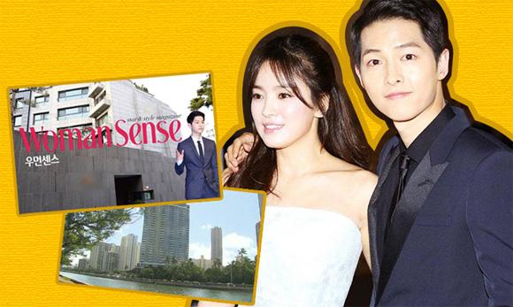 Song Joong Ki, Song Hye Kyo, vụ ly hôn của Song Joong Ki và Song Hye Kyo