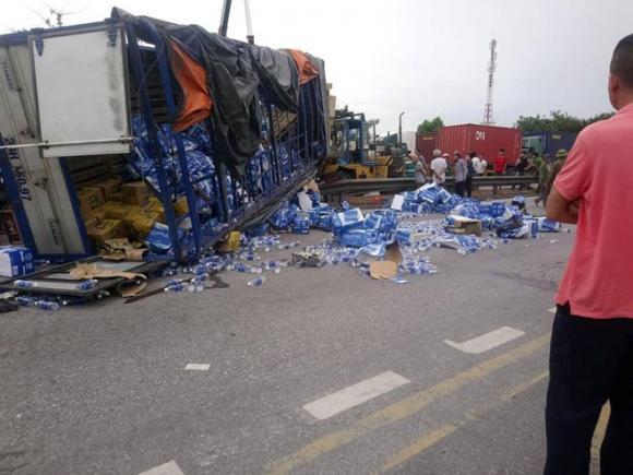 tai nạn giao thông, tai nạn giao thông hải dương, Hải Dương, tai nạn chết người