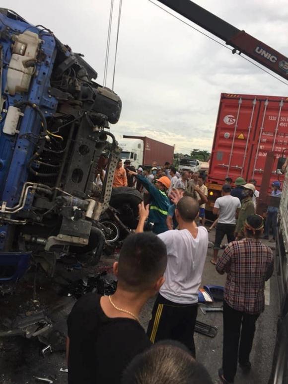 tai nạn giao thông, Hải Dương,  Quốc lộ 5