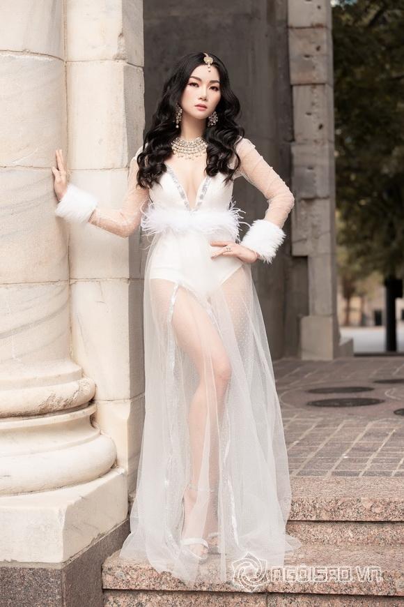 Angel Phạm, công chúa Jasmine phiên bản việt
