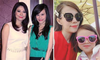 Ngô Kiến Huy, em gái Thanh Thảo, Thuỵ Anh, sao Việt