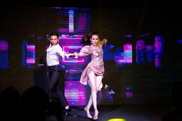 vu cong phan hien, vũ công Khánh Thi, sao Việt