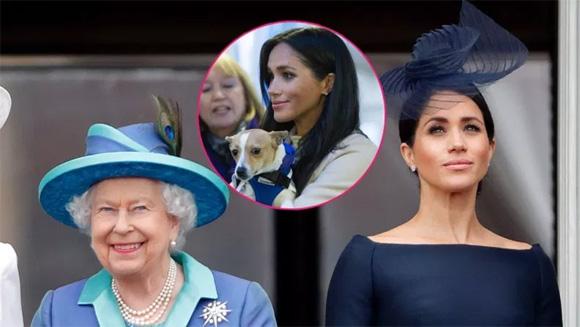 Meghan Markle, Nữ hoàng Anh, Hoàng gia Anh